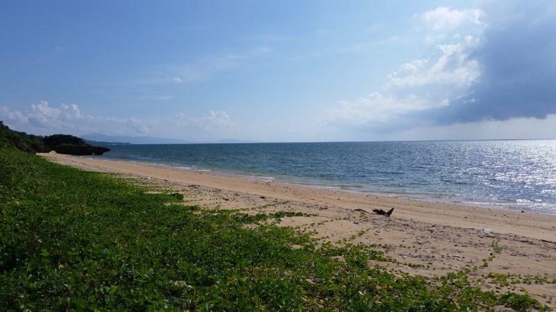 平久保川の浜